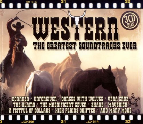 Western: The Greatest Soundtracks Ever