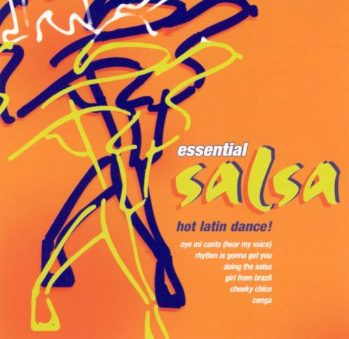 Essential Salsa Hot Latin Dance