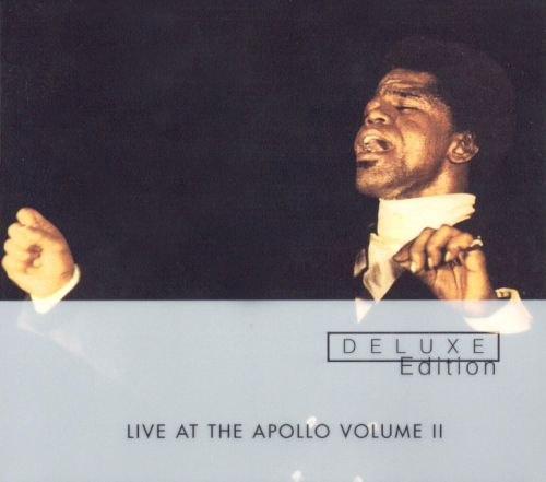 James Brown Live At The Apollo Volume 2