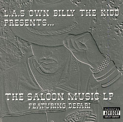 The Saloon Music LP