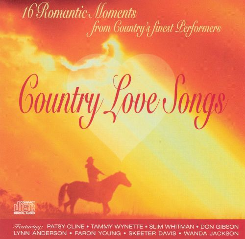 Country Love Songs [K-Tel] - Various Artists