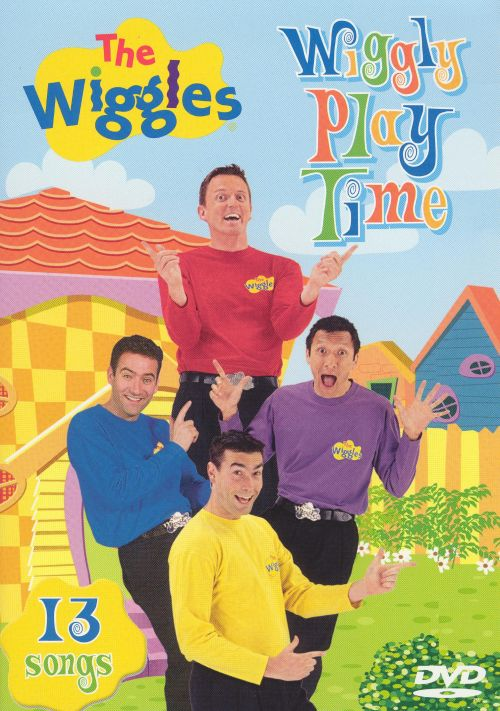 Wiggly Play Time [DVD/CD]