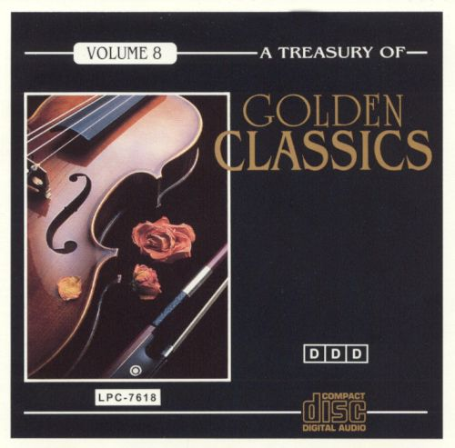 Treasury of Golden Classics Vol.8