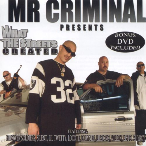 What the Streets Created [CD & DVD]