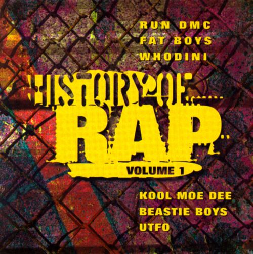 History of Rap, Vol. 1