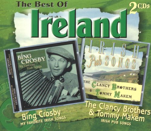 Best of Ireland: My Favorite Irish Songs/Irish Pub Songs [2 CD]