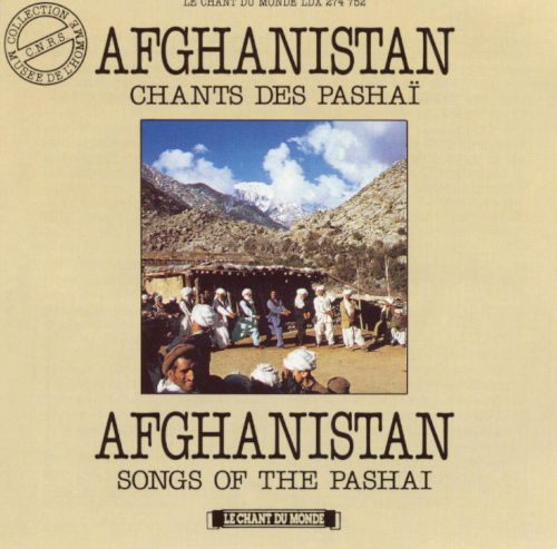 Afghanistan Songs of the Pashai