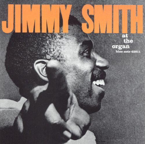 The Incredible Jimmy Smith at the Organ