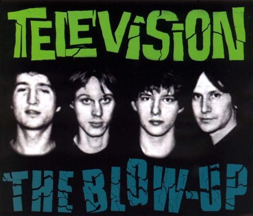 Image result for the blow up television