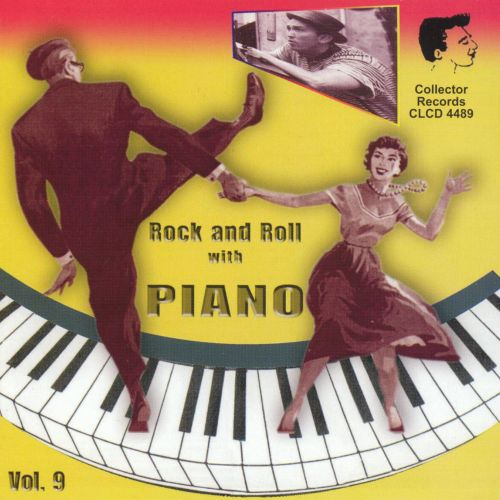 Rock and Roll With Piano, Vol. 9