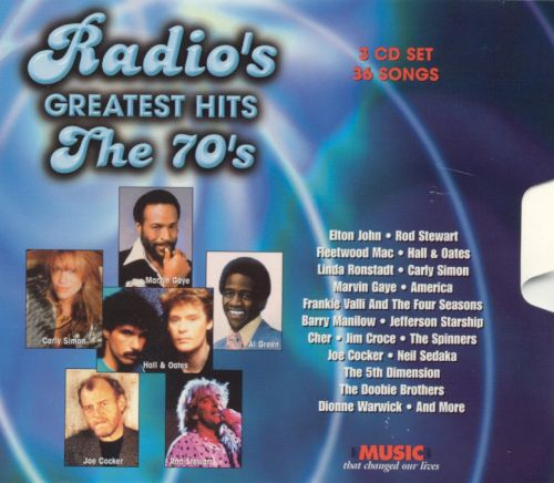 Radios Greatest Hits The 70s Various Artists Songs