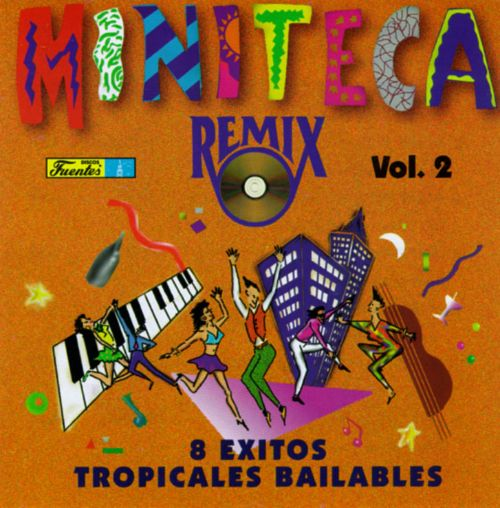 Miniteca Remix, Vol. 2