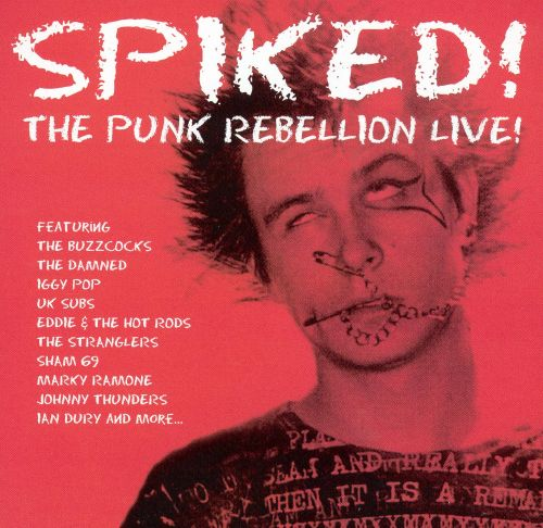 Spiked! The Punk Rebellion