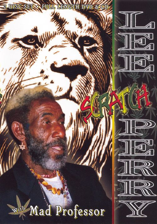 Lee Scratch Perry [DVD/CD]