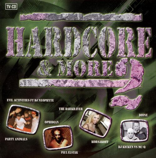 Hardcore and More, Vol. 2