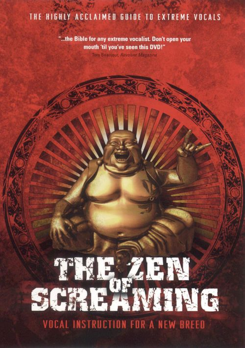 The Zen of Screaming: Vocal Instruction for a New Breed [DVD]