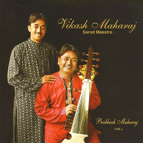 Vikash Maharaj and Prabhash Maharaj