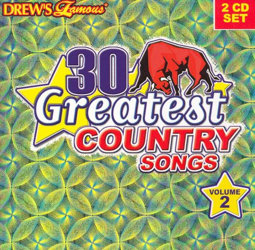 Drew's Famous 30 Greatest Country Songs, Vol. 2