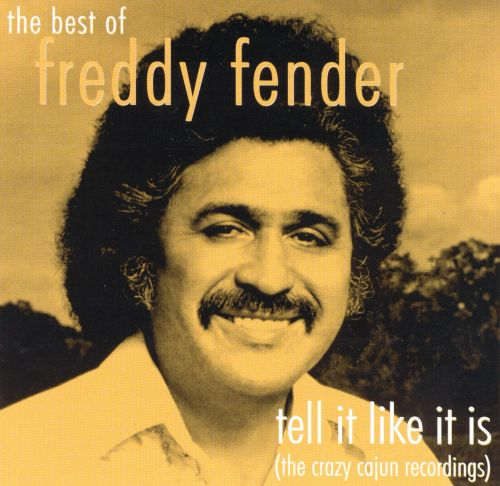 Tell It Like It Is: Best of Crazy Cajun Recordings