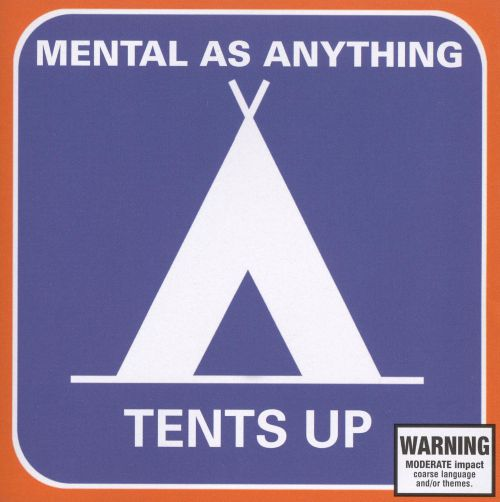 Tents Up