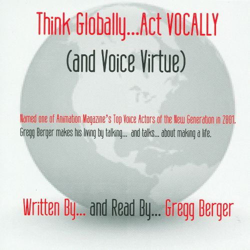 Think Globally...Act Vocally (And Voice Virtue)