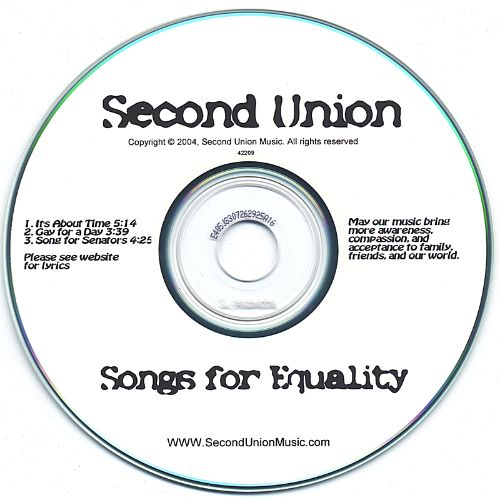 Songs for Equality