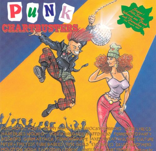 Punk Chartbusters, Vol. 1
