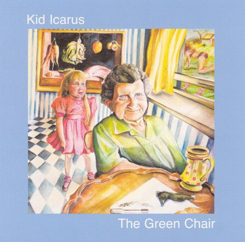 Kid Icarus/The Green Chair [Split EP]