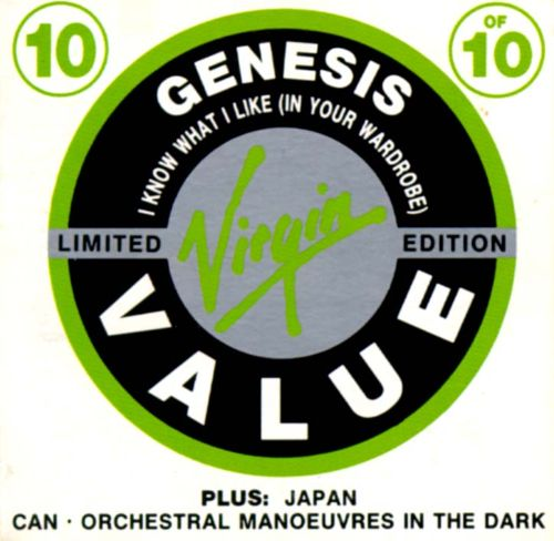 Virgin Value CD Sampler [Limited Edition]