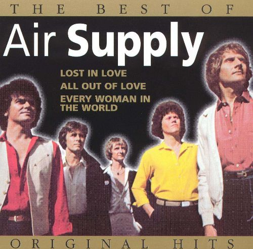 The Best of Air Supply [Paradiso]