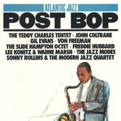 Atlantic Jazz: Post Bebop