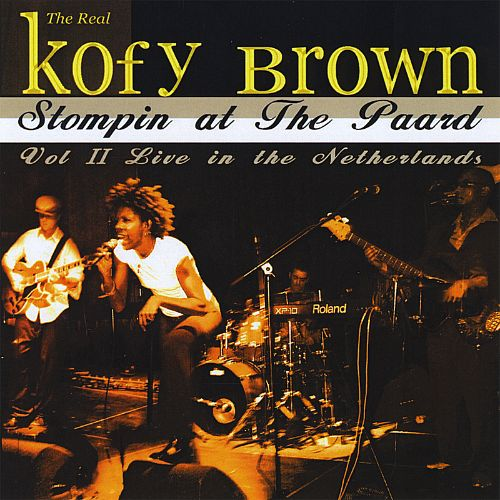 Stompin at the Paard: Live in the Netherlands