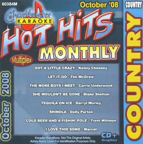 Hot Hits Country October 2008