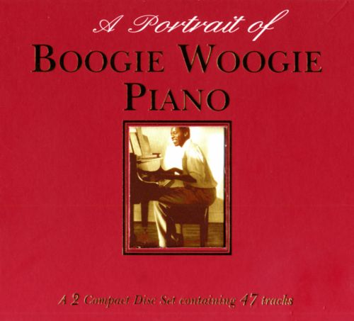 A Portrait of Boogie Woogie Piano