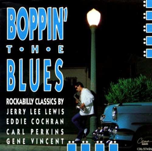Boppin' the Blues [EMI-Capitol Special Markets]