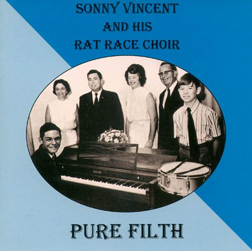 Sonny Vincent and His Rat Race Choir