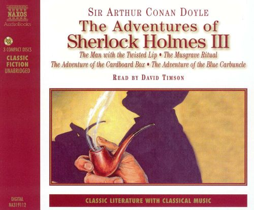 a review of the man with the twisted lip by sir arthur conan doyle Read the man with the twisted lip by sir arthur conan doyle with rakuten kobo sherlock holmes, the world's 'only unofficial consulting detective', was first introduced to readers in a study in scarl.