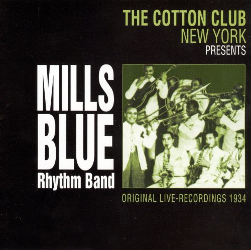 At the Cotton Club, New York 1934