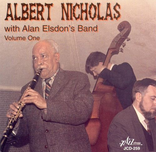 With Alan Elsdon's Band, Vol. 1