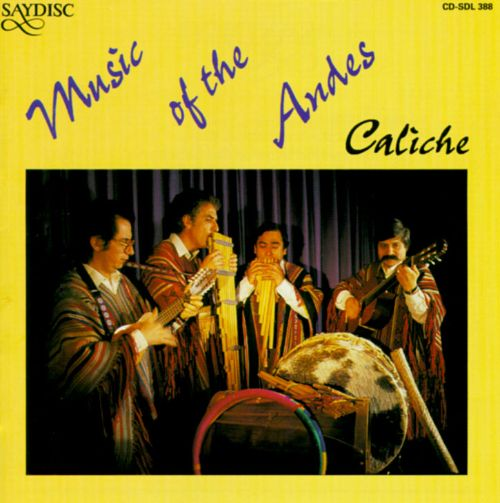 Music of the Andes [Saydisc]