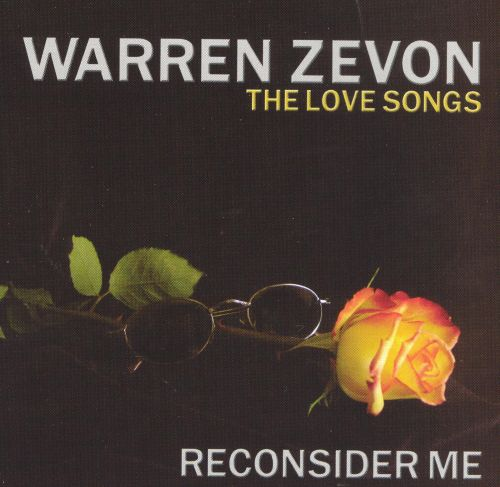 Reconsider Me: The Love Songs
