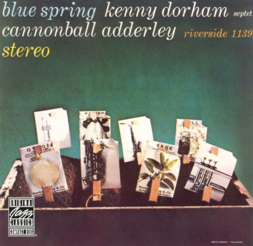 Image result for kenny dorham blue spring