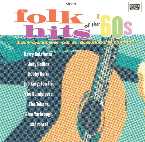 60s Top Folk Songs Of The