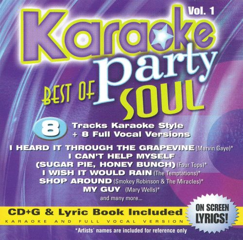 Karaoke Party: Best of Soul, Vol. 1