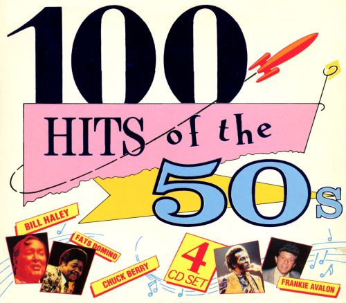 100 hits of the 50s tring various artists songs reviews