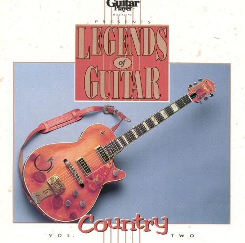 Guitar Player Presents: Legends of Guitar: Country, Vol. 2