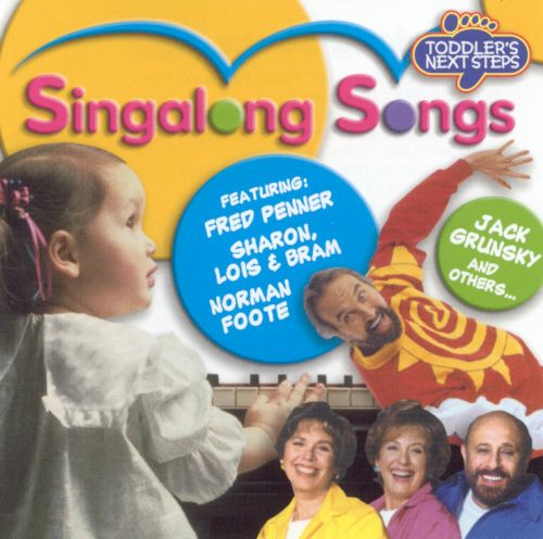 Toddler's Next Steps: Singalong Songs