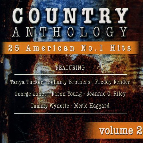 Country Anthology: 25 American No. 1 Hits, Vol. 2