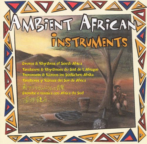 African Ambient Instruments