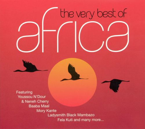 The Very Best of Africa [Nascente]